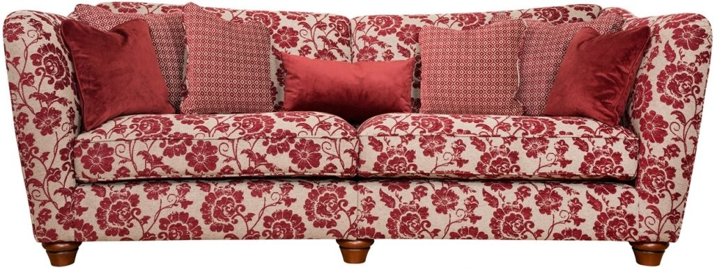 Buoyant Piper 4 Seater Modular Fabric Sofa