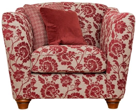 Buoyant Piper Fabric Armchair