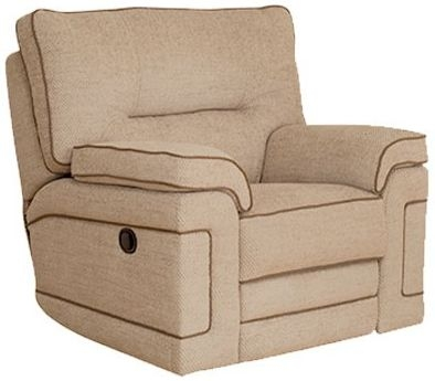 Buoyant Plaza Fabric Recliner Chair