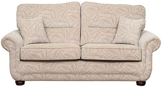 Buoyant Portabella 3 Seater Fabric Sofa
