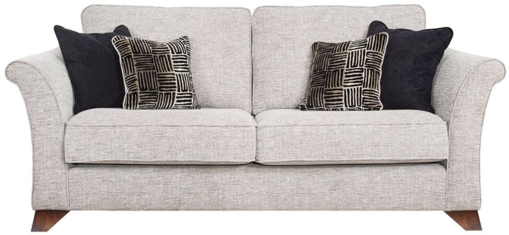 Buoyant Rosa 3 Seater Fabric Sofa
