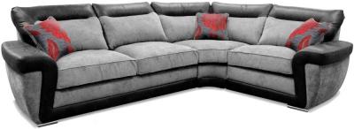 Buoyant Tanisha Fabric Corner Sofa