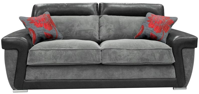 Buoyant Tanisha 3 Seater Fabric Sofa