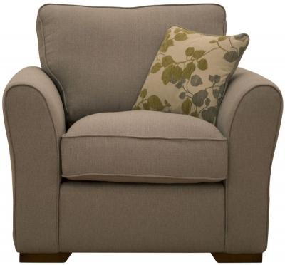 Buoyant Taylor Fabric Armchair