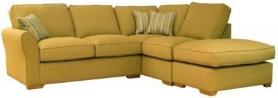 Buoyant Taylor Fabric Corner Sofa