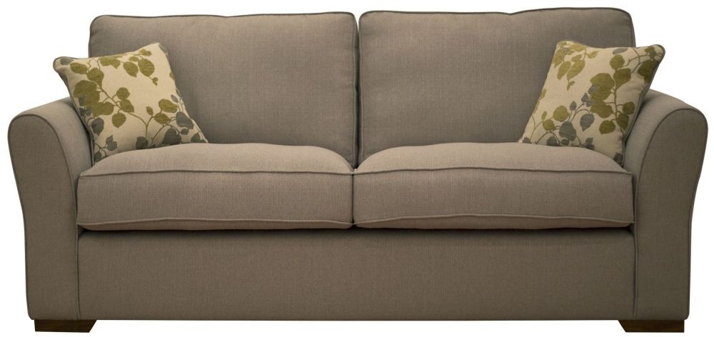 Buoyant Taylor 3 Seater Fabric Sofa