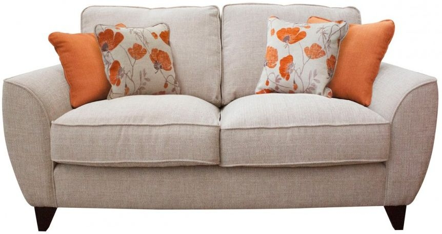 Buoyant Tulip 2 Seater Fabric Sofa