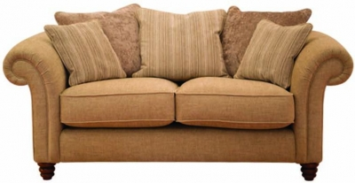 Buoyant Turner 2 Seater Fabric Sofa