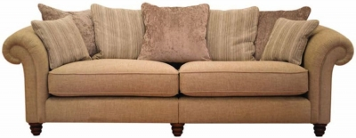 Buoyant Turner 4 Seater Fabric Modular Sofa