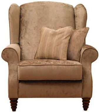 Buoyant Turner Fabric Wing Chair