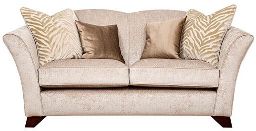 Buoyant Valentino 2 Seater Fabric Sofa