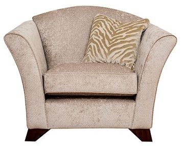 Buoyant Valentino Fabric Armchair