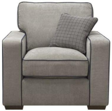 Buoyant Vegas Fabric Armchair