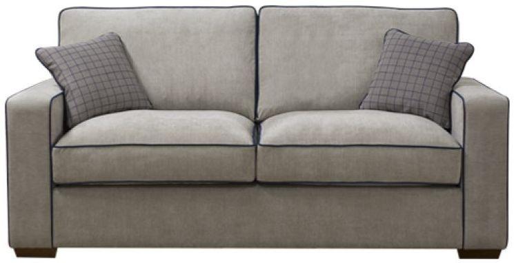 Buoyant Vegas 3 Seater Fabric Sofa