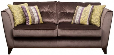 Buoyant Viva 3 Seater Fabric Sofa