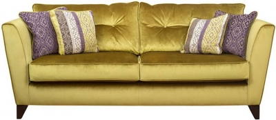Buoyant Viva 4 Seater Fabric Sofa