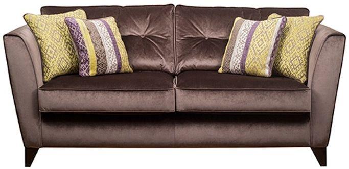 Buoyant Viva 3 Seater Fabric Sofa