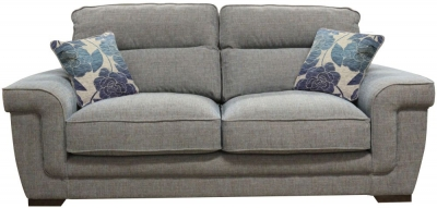 Buoyant Zara 3 Seater Fabric Sofa