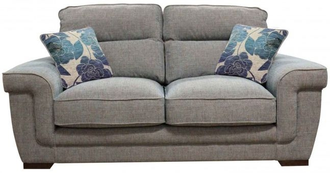 Buoyant Zara 2 Seater Fabric Sofa