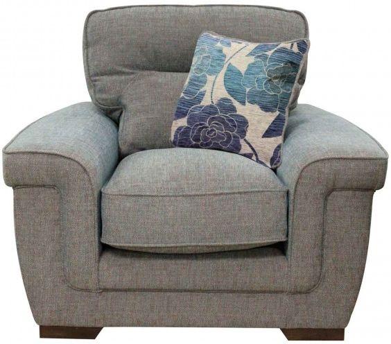 Buoyant Zara Fabric Armchair