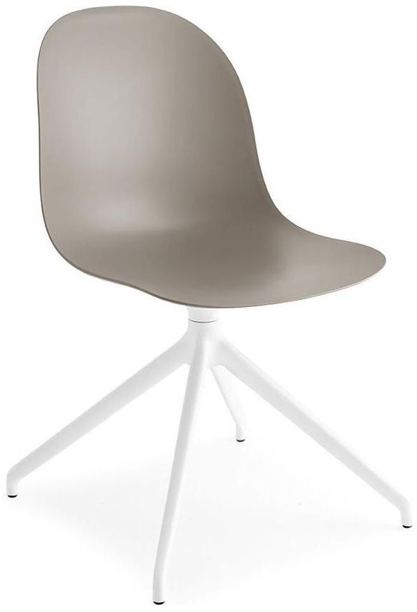 Connubia Academy Metal and Plastic Swivel Dining Chair CB1694 360