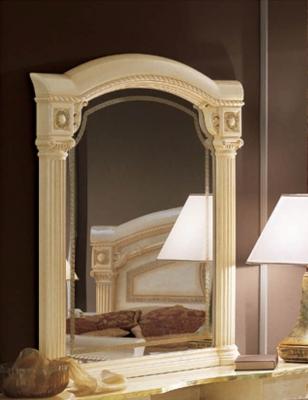 Camel Aida Ivory Italian Mirror - 102cm x 118cm