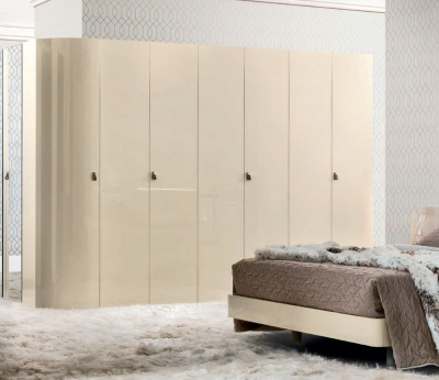Camel Altea Night High Gloss Italian Wardrobe
