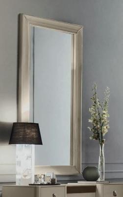 Camel Altea Italian Rectangular Mirror - 80cm x 160cm