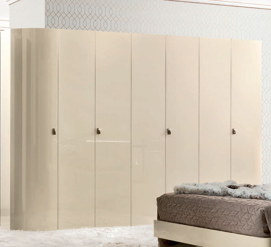 Camel Altea Italian Hinged Door Wardrobe