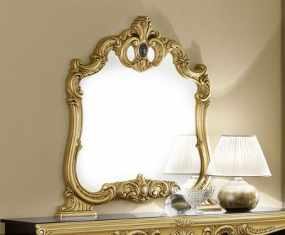 Camel Barocco Gold Italian Mirror - 107cm x 116cm