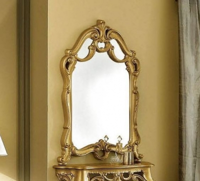 Camel Barocco Mecca Gold Italian Mirror - 86cm x 113cm