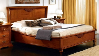Camel Decor Italian Quadro Ring Bed