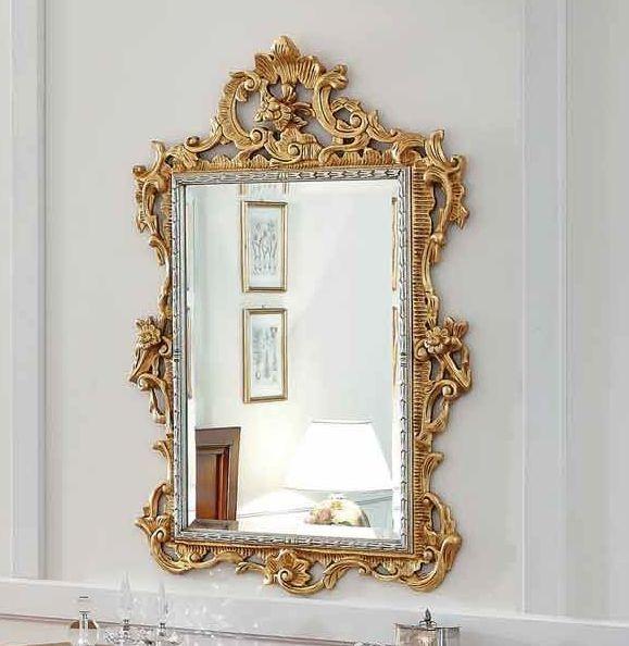 Camel Decor Italian Casanova Mirror