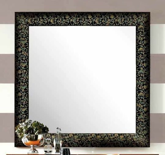 Camel Decor Italian Foliage Mirror 1423COM.00001