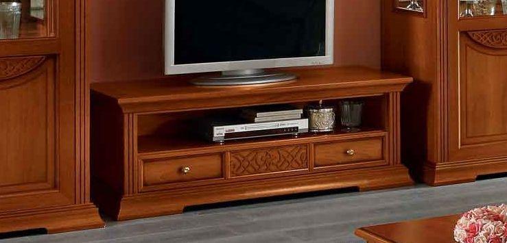 Camel Decor Italian TV Cabinet - Mini