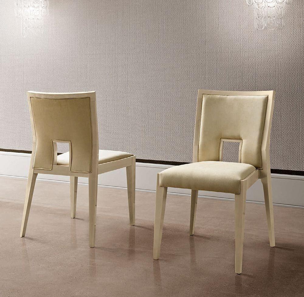Camel Elite Day Sand Birch Italian Ambra Dining Chair