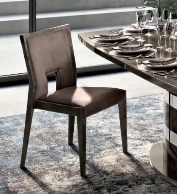 Camel Elite Day Silver Birch Italian Ambra Dining Chair
