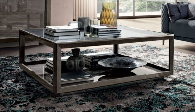 Camel Elite Day Silver Birch Italian Maxi Coffee Table
