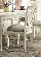 Camel Fantasia Day Antique White Italian Dining Chair