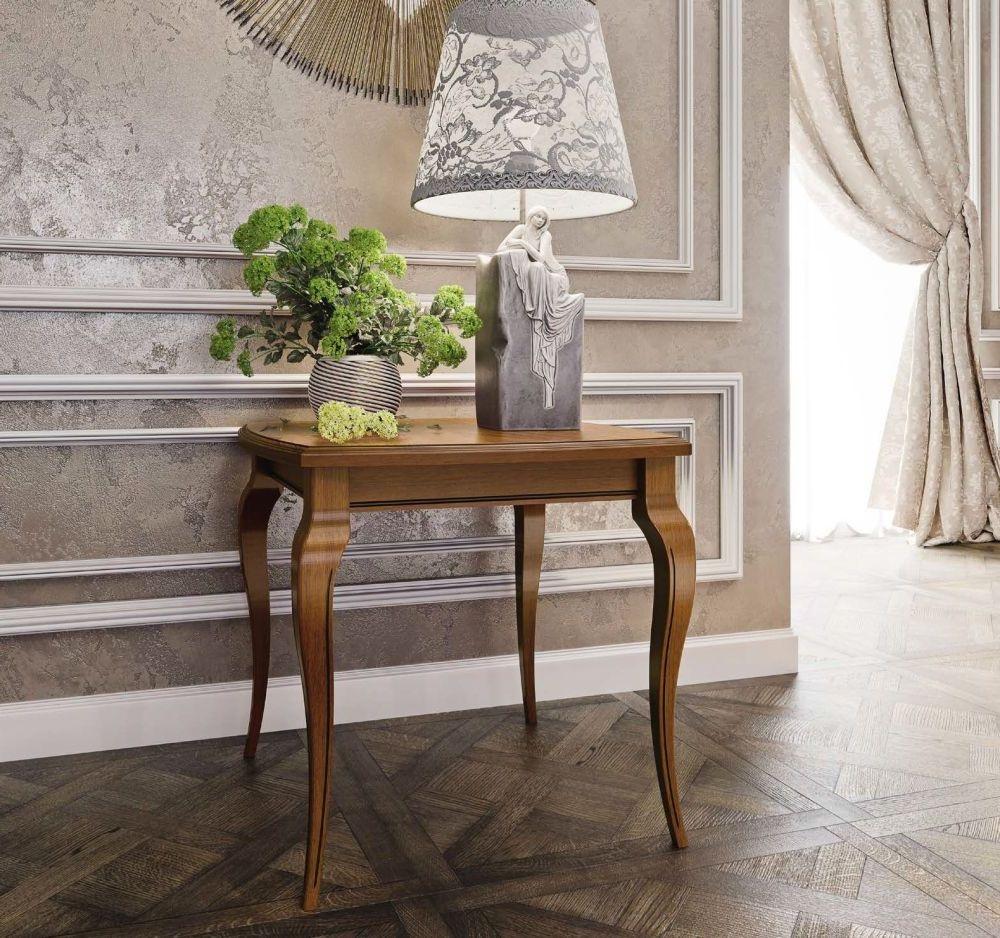 Camel Fantasia Day Walnut Italian Lamp Table