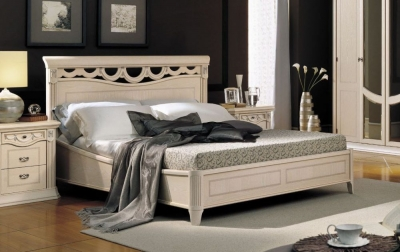 Camel Firenze Italian Ring Bed