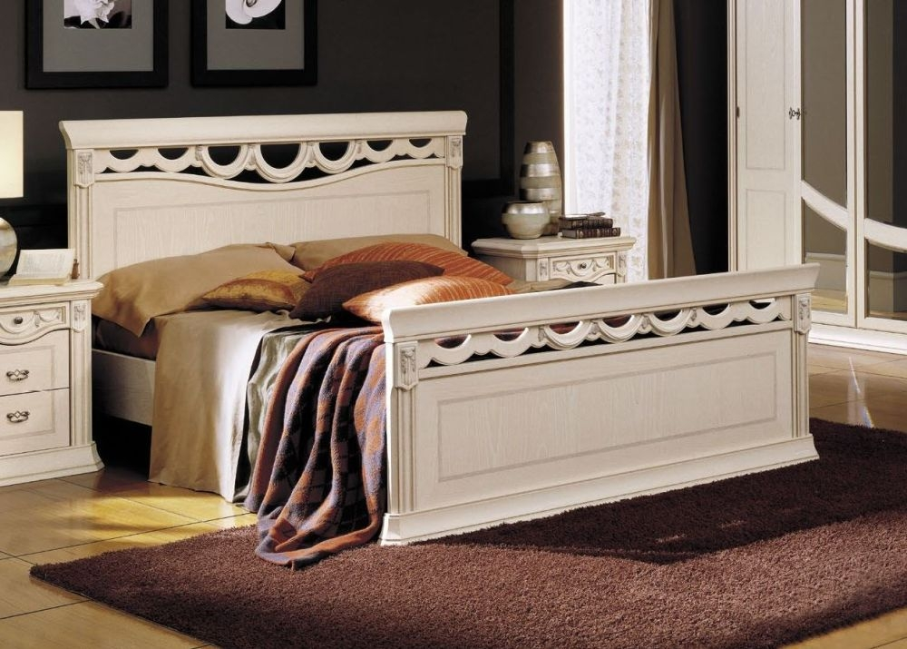 Camel Firenze Italian Bed