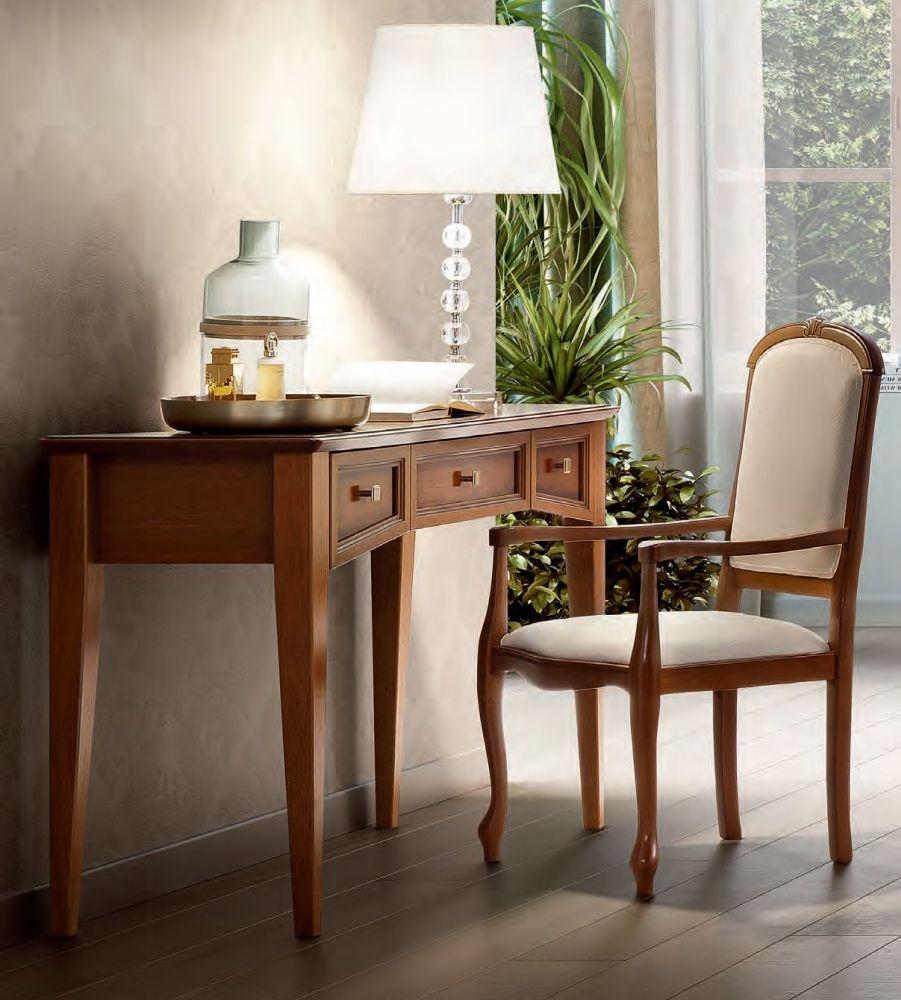 Camel Giotto Night Walnut Italian Dressing Table
