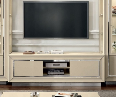 Camel La Star Day Ivory Italian TV Cabinet