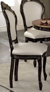 Camel Luxor Mahogany Italian Dining Chair (Pair)