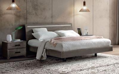Camel Maia Nighr Silver Birch Italian Lux Bed