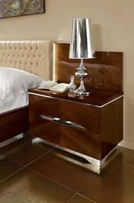 Camel Matrix Italian Maxi Bedside Cabinet