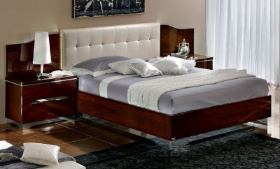 Camel Matrix Italian Maxi Quadri Bed