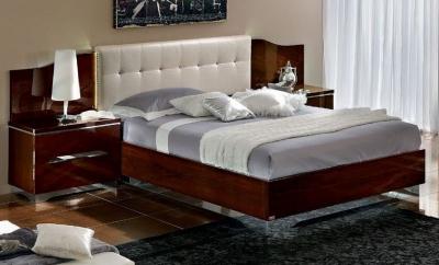 Camel Matrix Italian Maxi Quadri Bed