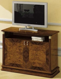Camel Milady Walnut Italian TV Server